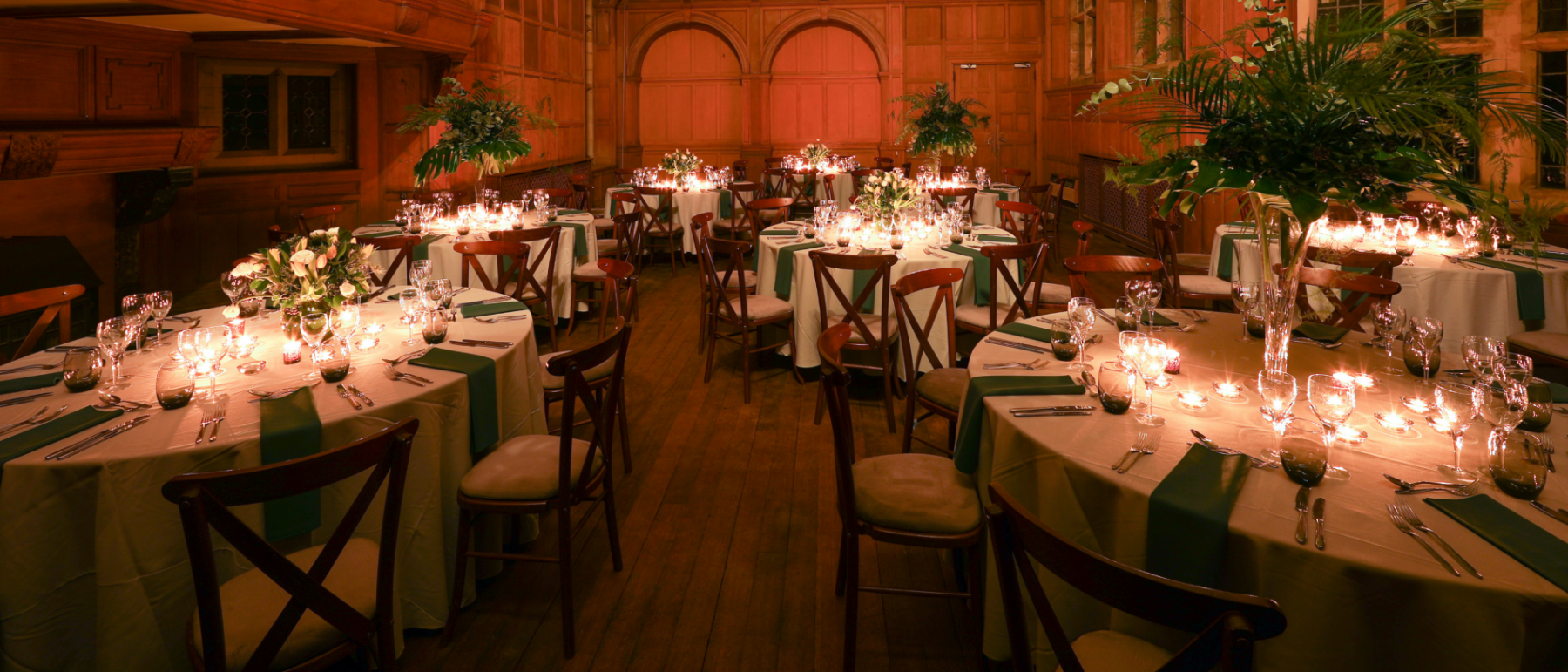 A Candle lit Evening Dinner at Balcombe Place