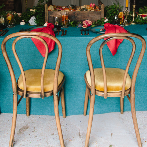 Wooden Chairs & Seating
