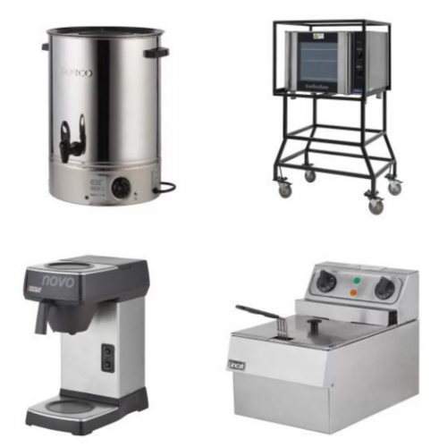 Electrical Kitchen Equipment Hire