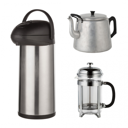 Urns, Coffee Makers and Servers